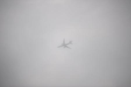 9/11 (Flugzeug am Himmel)